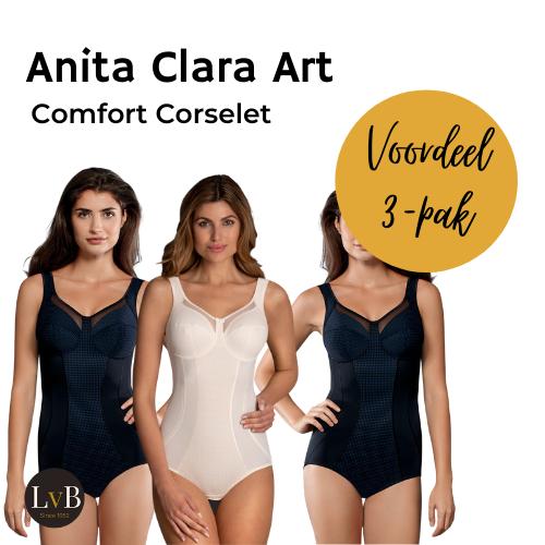 Anita Comfort Clara Art Corselet 3563 aanbieding
