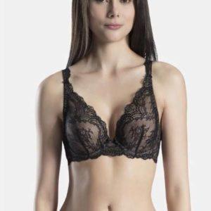 og12-aubade-lingerie-plunge-triangel-bh-danse-des-sens-zwart