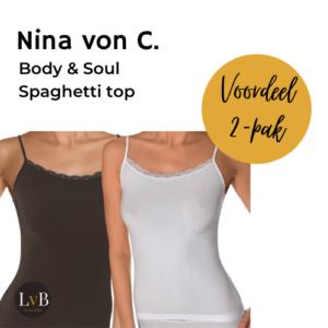 nina-von-c-bodysoul-hemd-spaghettibandjes-sale-voordeel-pak