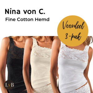 nina-von-c-fine-cotton-hemd-met-kant-70300499-aanbieding-3-pak