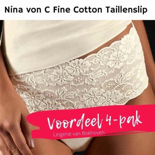 nina-von-c-fine-cotton-tailleslip-met-kant-70160499-aanbieding