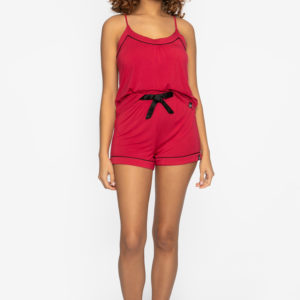 pretty-you-london-bamboo-cami-short-slaapset-scarlet-rood