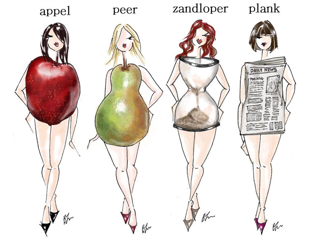 figuurtype-silhouette-vrouw-shapewear-advies
