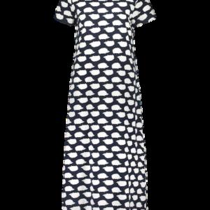 Nanso lange jurk met egeltjes