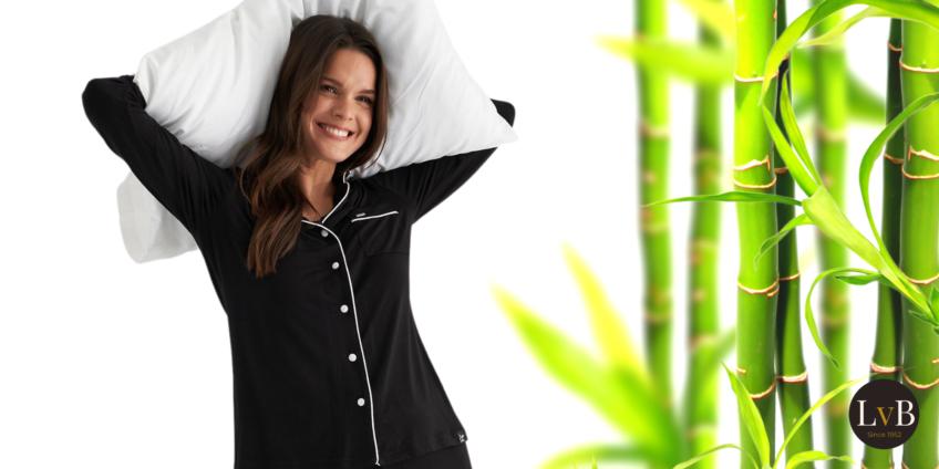 bamboo pyjama dames
